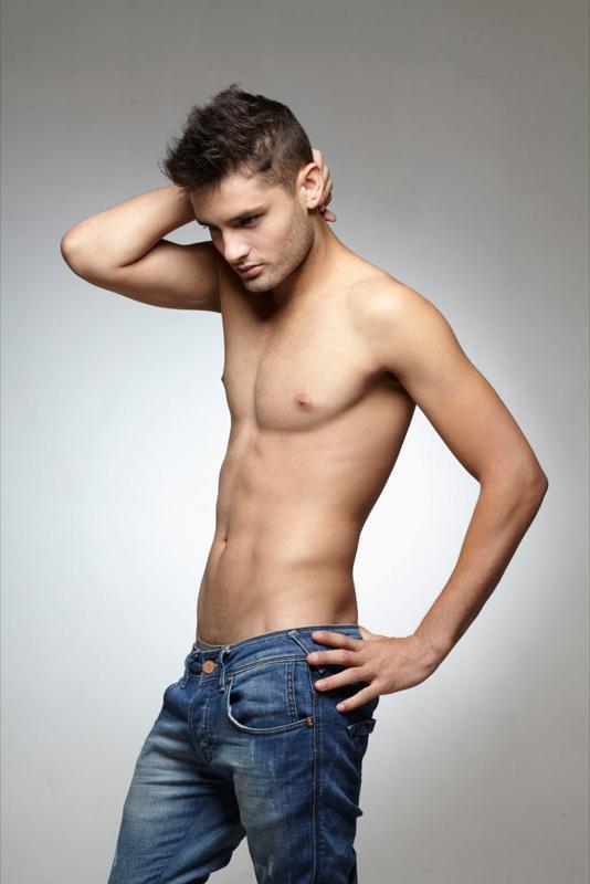 Brazil gay model
