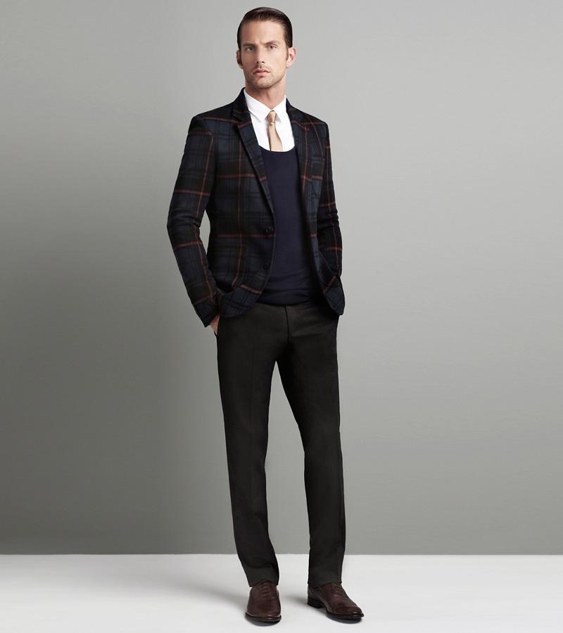 Matt Loewen for Zara Menswear August 2011