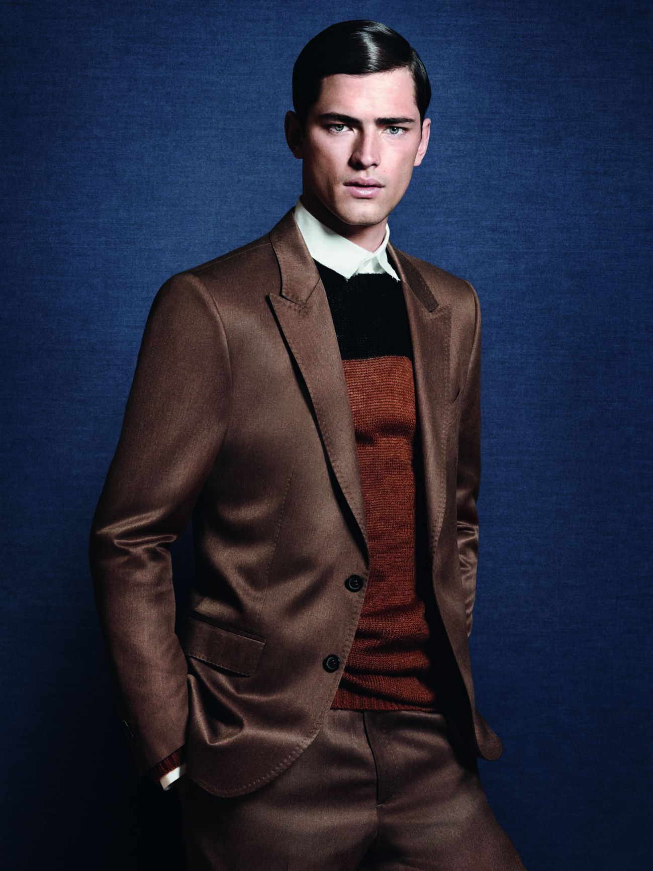 Sean O'Pry for Zara Fall Winter 2011-2012