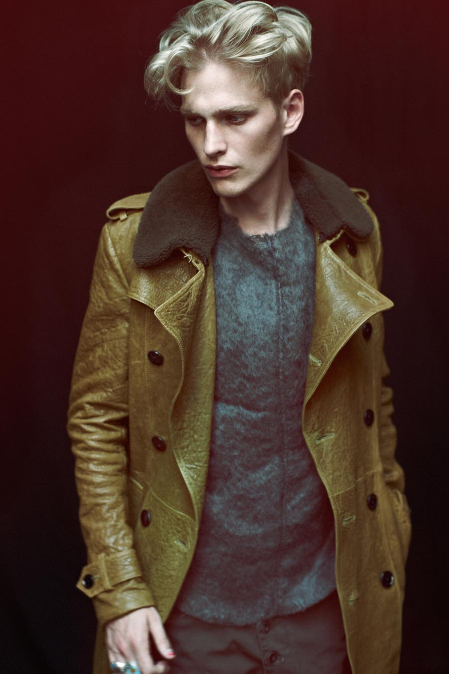 Italian Boy Name: Gerhard Freidl For Maxim