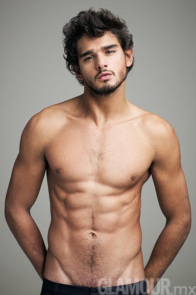 Italian Boy Name: Marlon Teixeira For Glamour Mexico