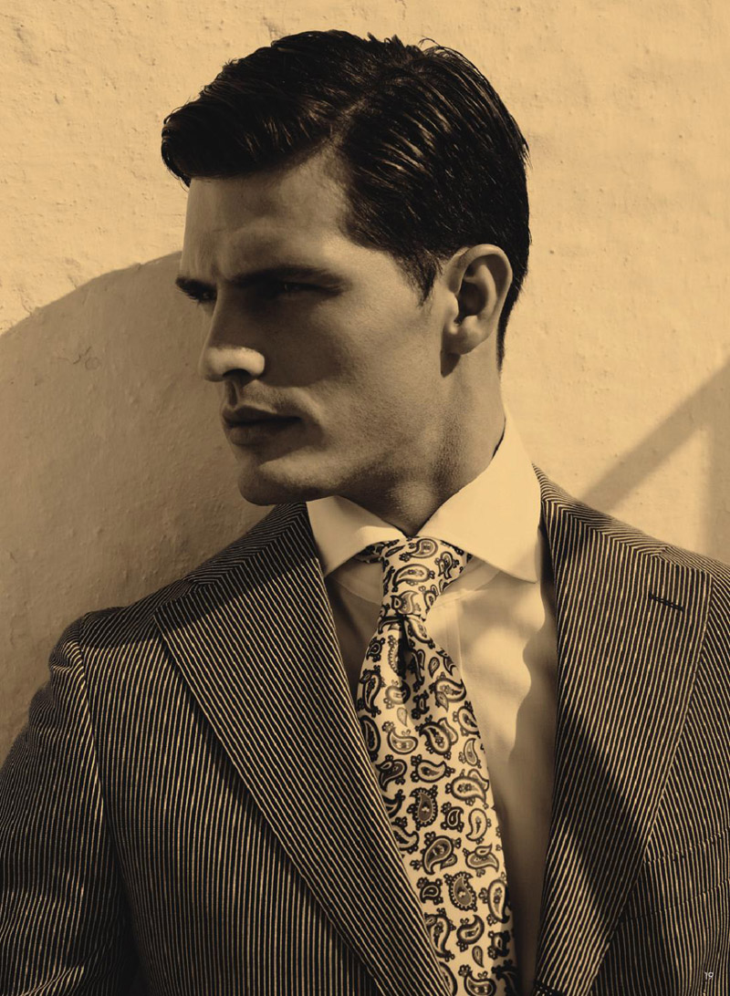 diego miguel for scapa spring summer 2012