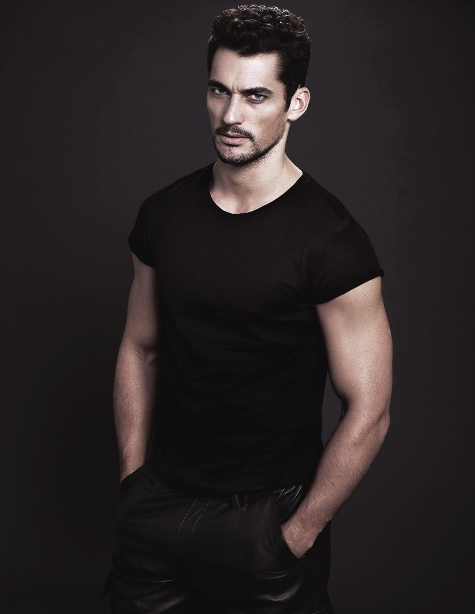 David Gandy by Dimitris Theocharis for Schön!