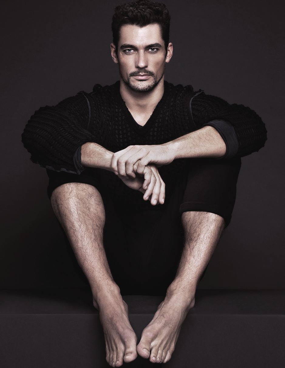David Gandy By Dimitris Theocharis For Sch 246 N