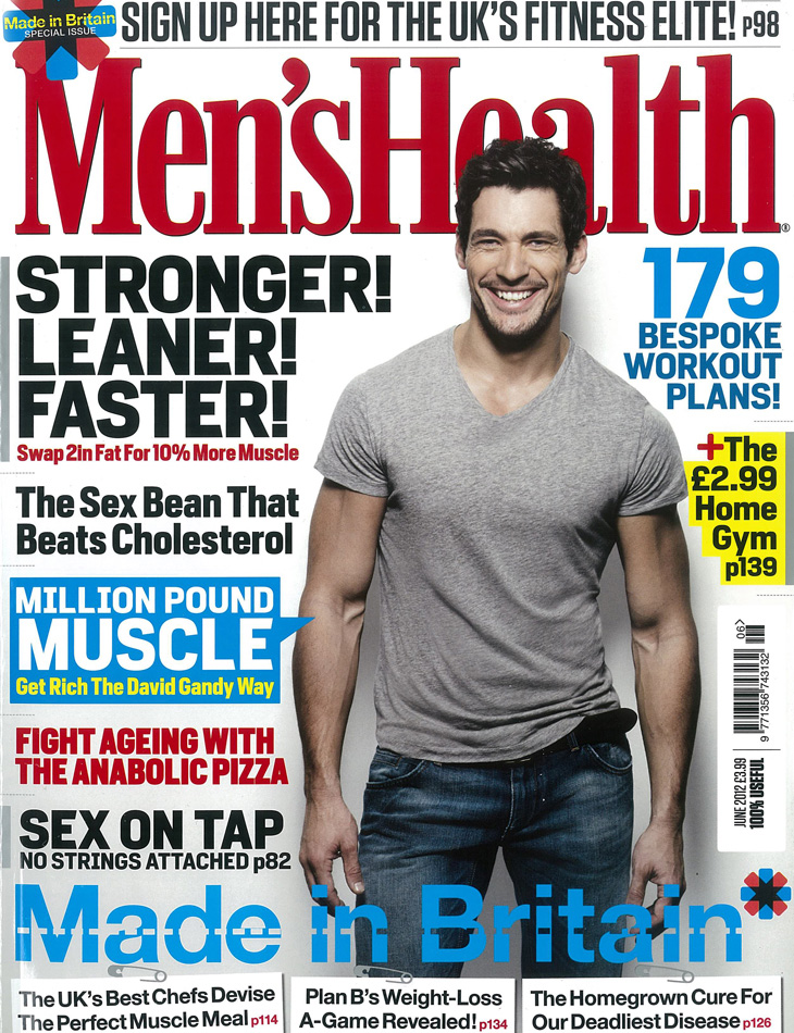 MENS HEALTH UK EBOOK