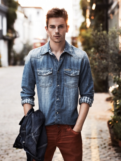 Jeremy Young for Pepe Jeans 01