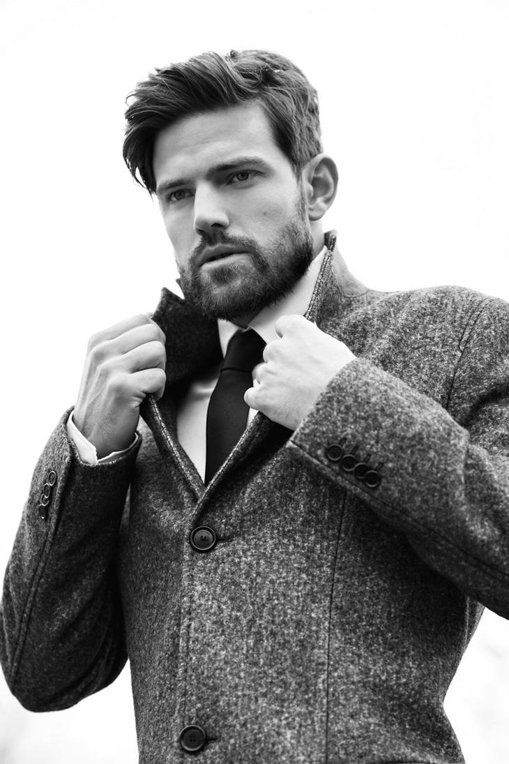 Top Male Models On Instagram: Alex Mola By Mirko Fuhrherr For Male Model Scene