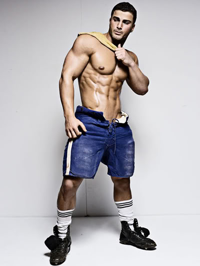 Alex Pirolozzi By Rick Day