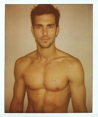Clint mauro polaroids for Ford male models salary