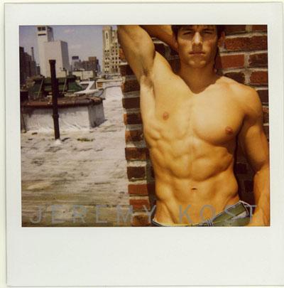Nude Light Men Skin#1