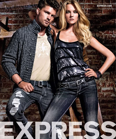 ReRock Jeans for Express Fall Winter 2010/11