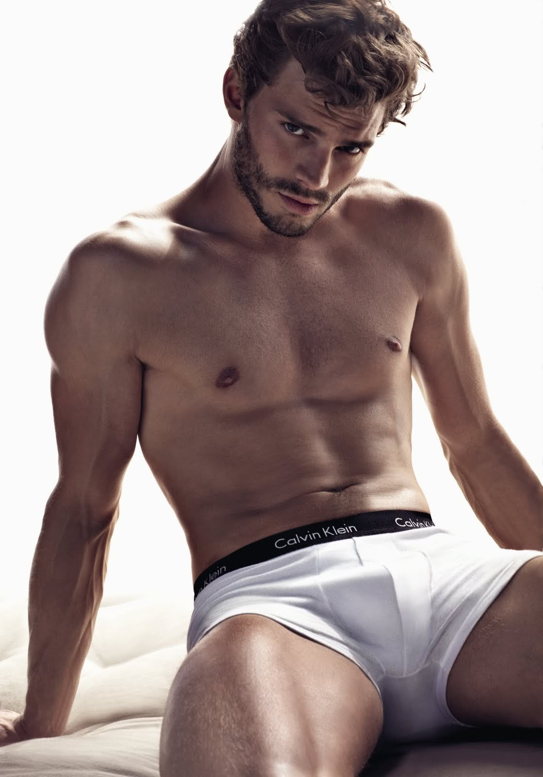 Jamie Dornan for Calvin Klein Lookbook