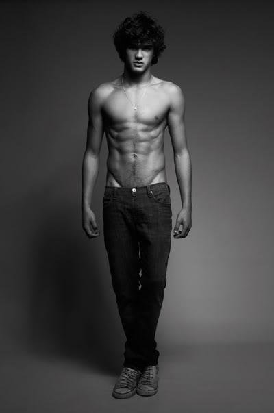 Marlon Teixeira By Karl Lagerfeld Mm Scene Male Model