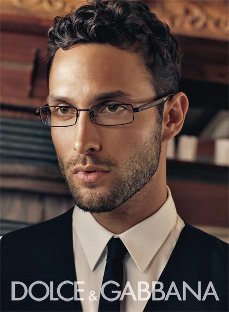 Noah Mills For Dolce Amp Gabbana Eyewear