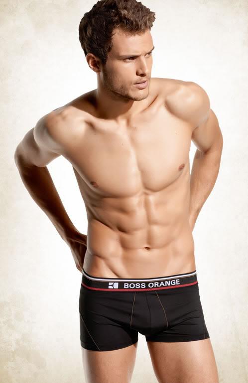 Hugo Boss Male Models