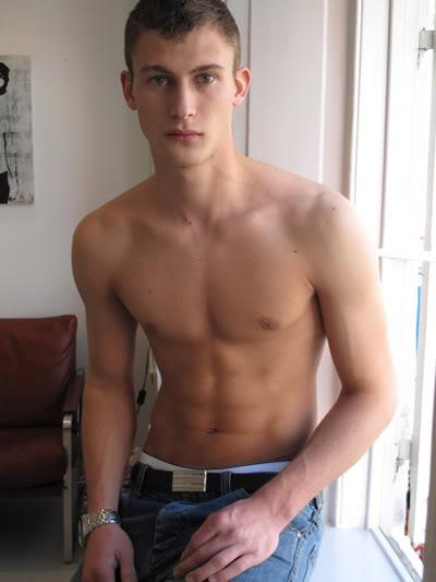 Sebastian Lund Polaroids Mm Scene Male Model