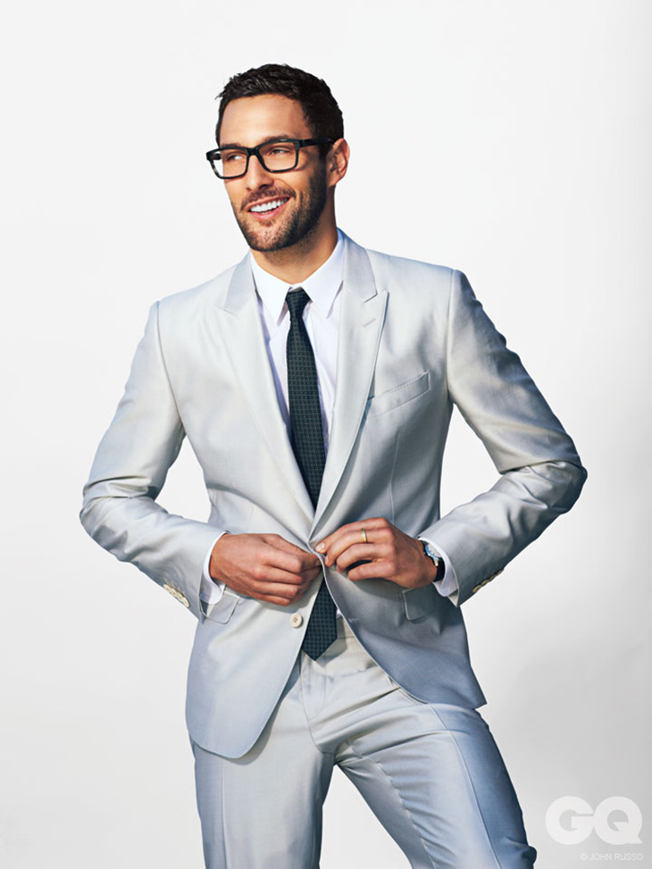 Noah Mills for GQ Style Mexico April 2013