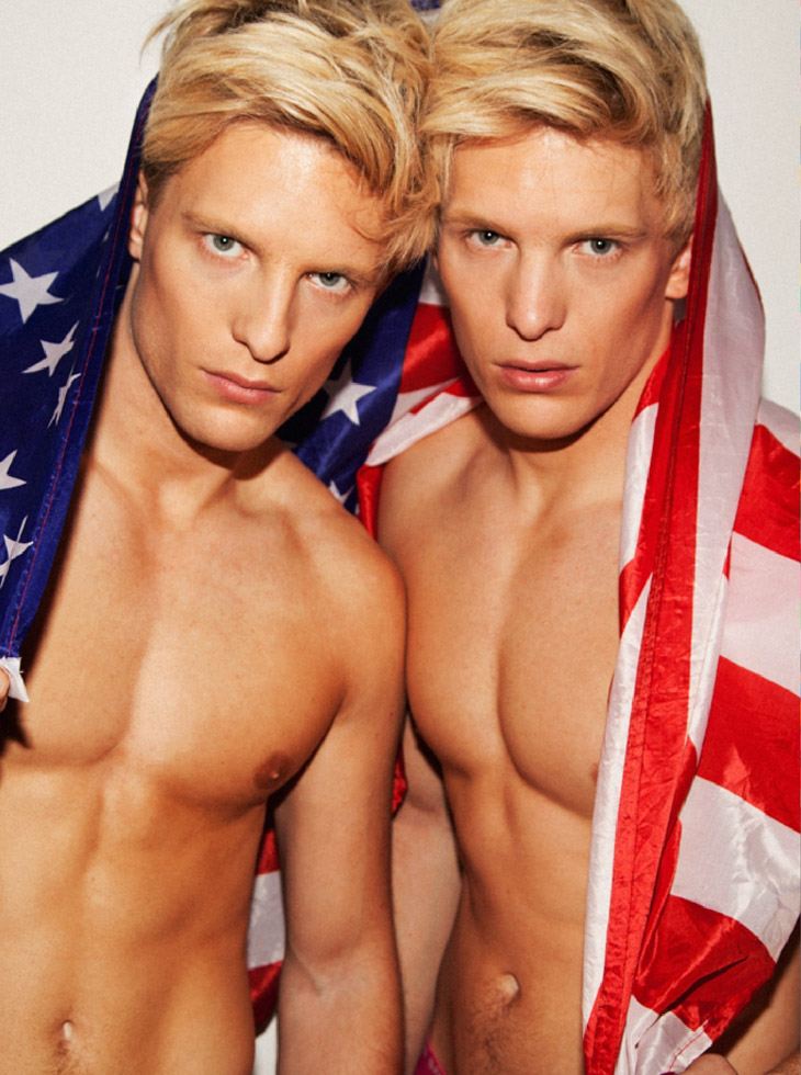 Are the abercrombie twins gay phrase, matchless)))