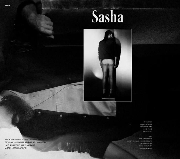Sasha Marini