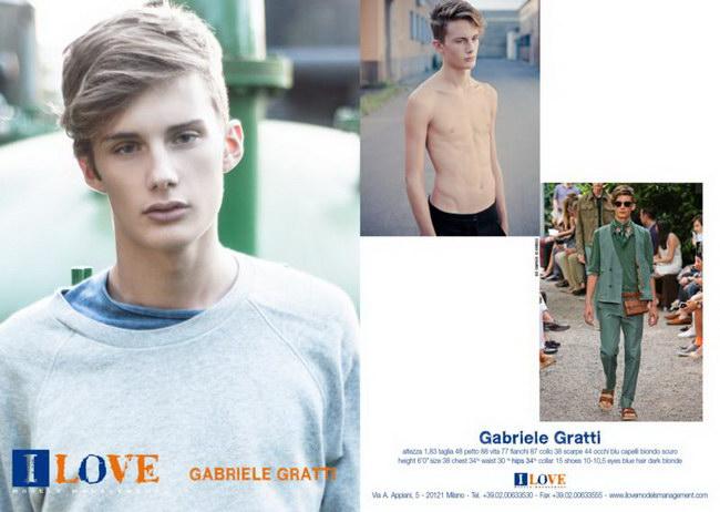 I Love Models