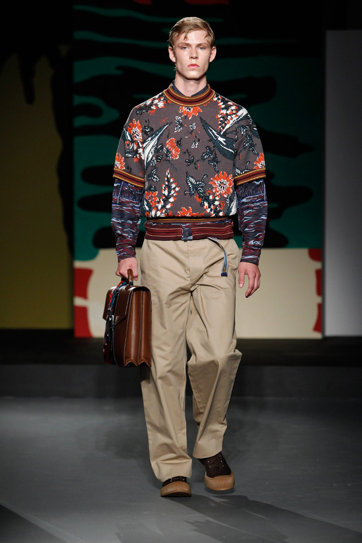 Prada Menswear Collection Summer