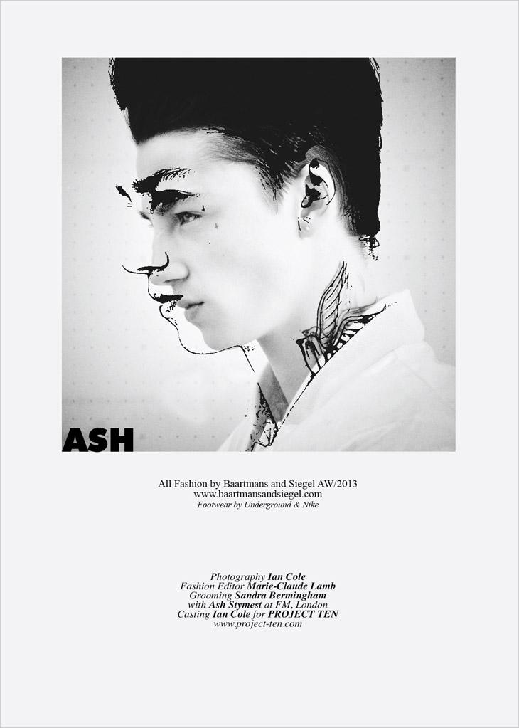 Ash Stymest