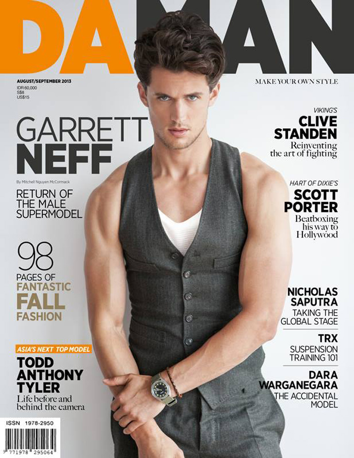 Garrett Neff For Daman Magazine