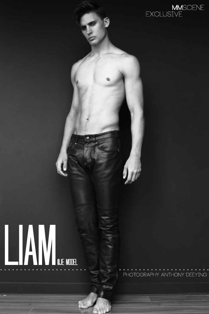 Liam by Anthony Deeying for Male Model Scene