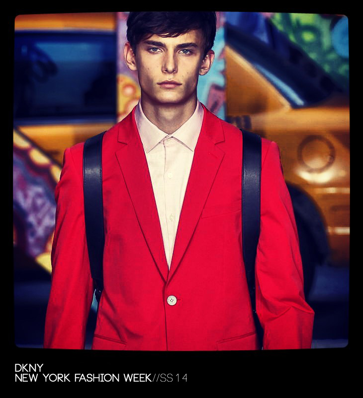 DKNY Menswear