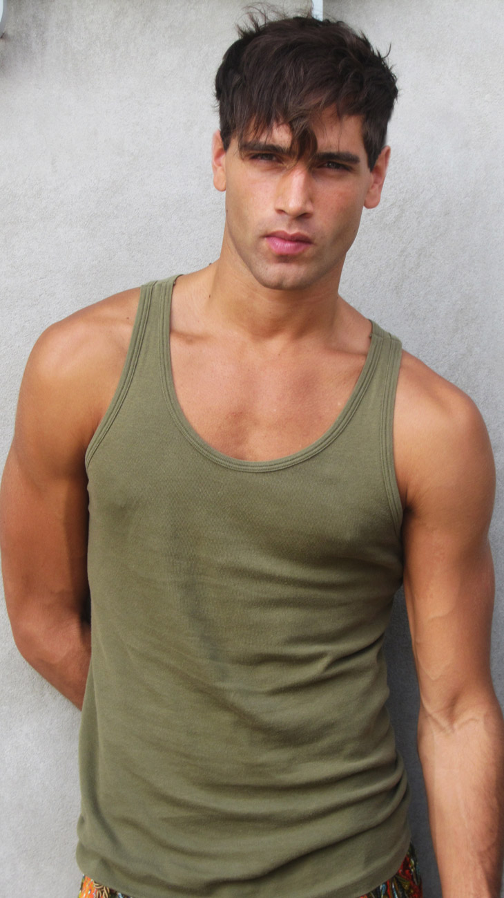 New fabio mancini digitals from d 39 management group for Ford male models salary