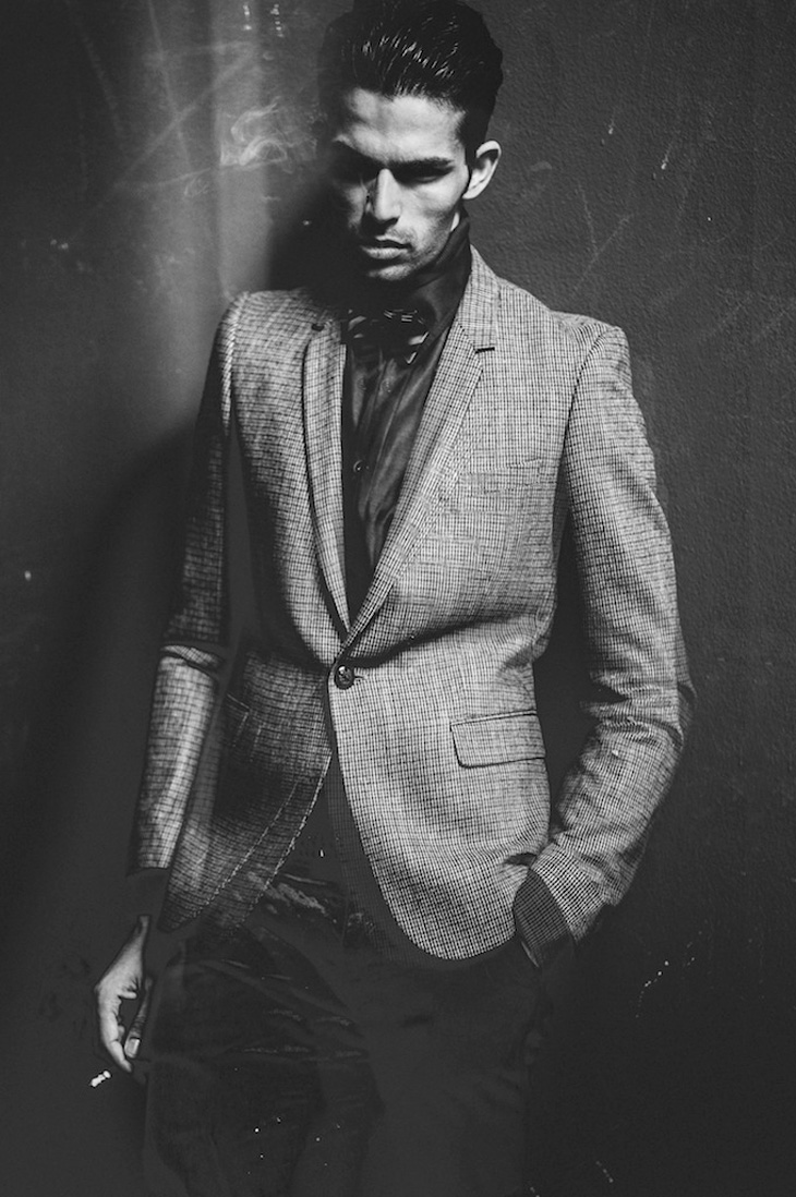 Tane De By Tom Hoops For Male Model Scene