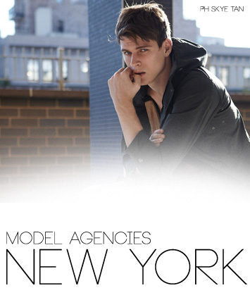 New york agencies for New york modeling agencies