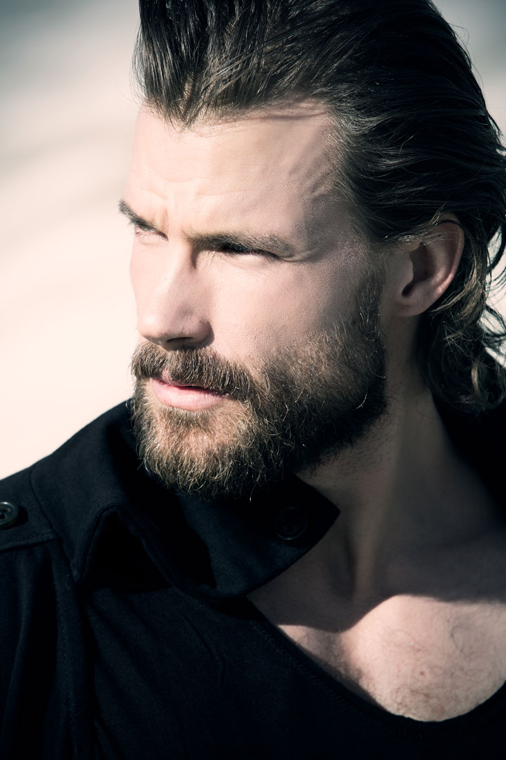 U Beard Lasse Larsen by Grayso...