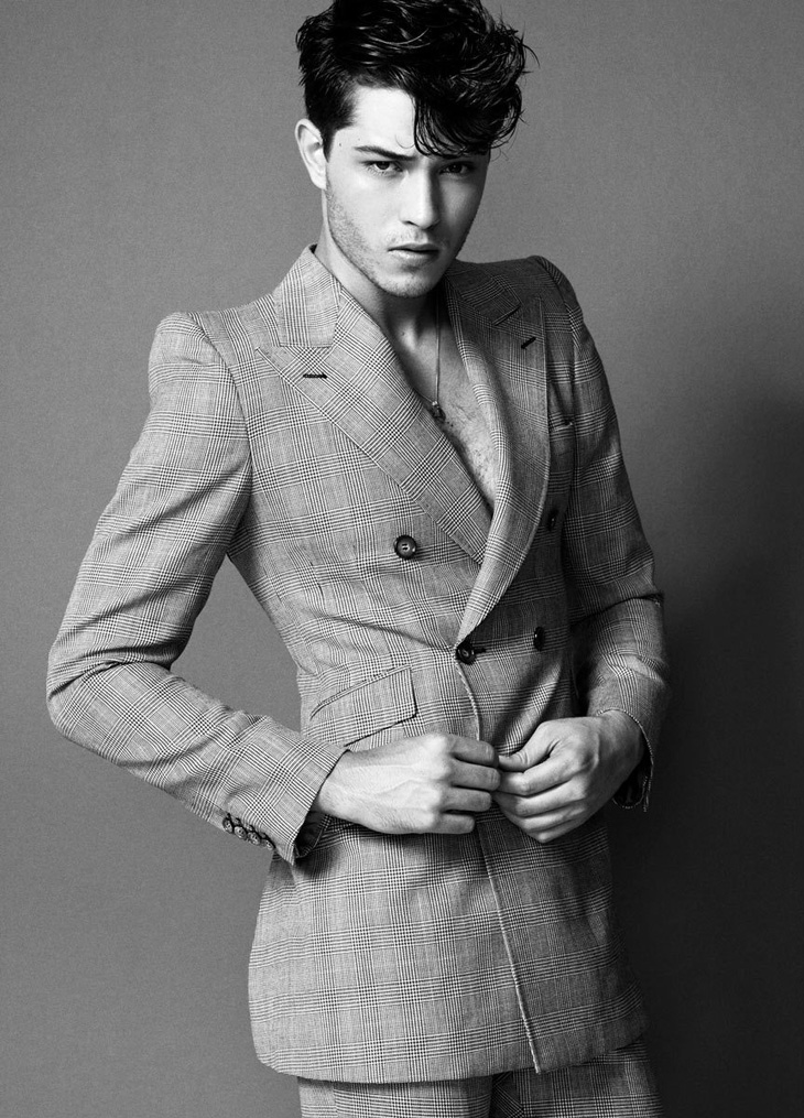Francisco Lachowski for Made in Brazil - Fashionably Male