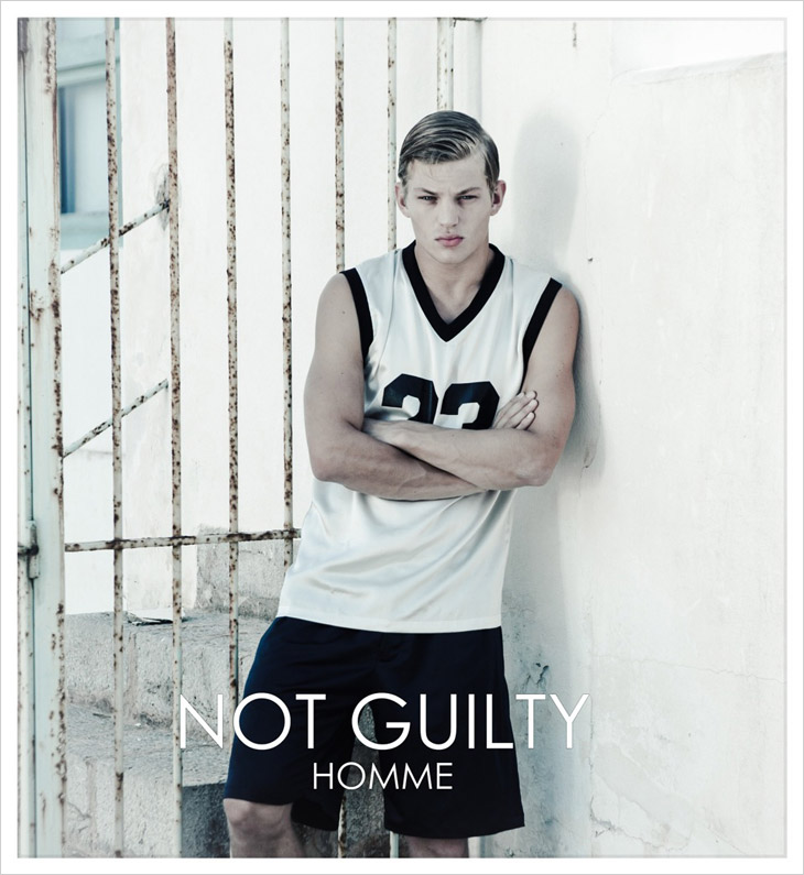 Not Guilty Homme