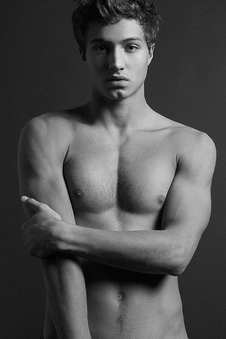 Picture About Male Model Trey Mitcham Lensed Beautifully by Jerrad Matthew