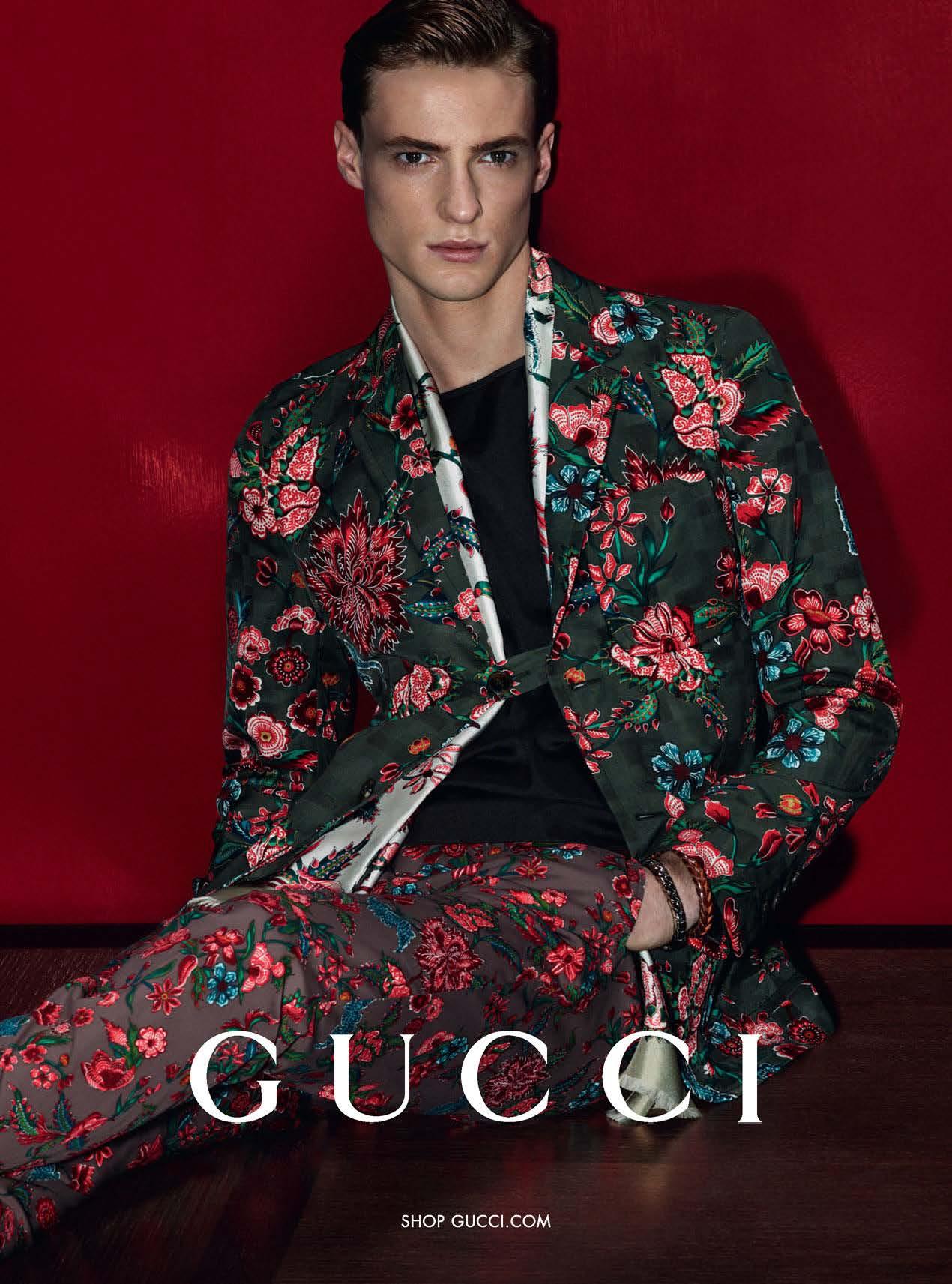 Gucci Spring Summer 2014 Ad Campaign