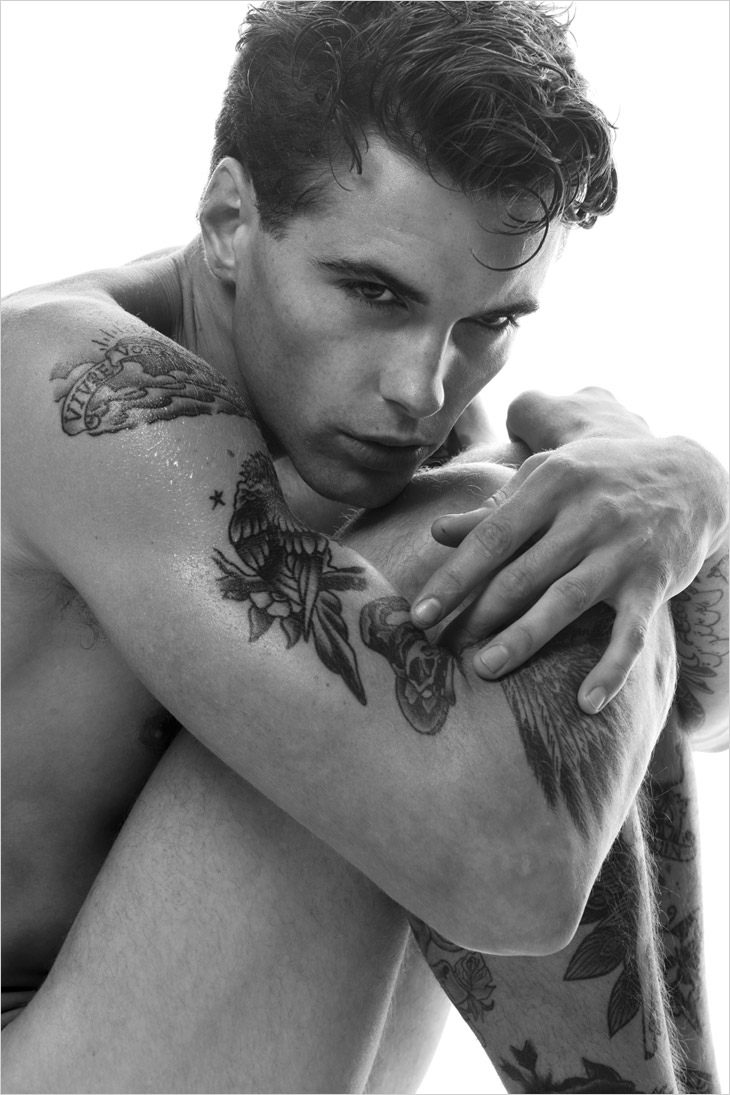 Lewis Grant by Arnaldo Anaya Lucca for Kenneth Cole ...