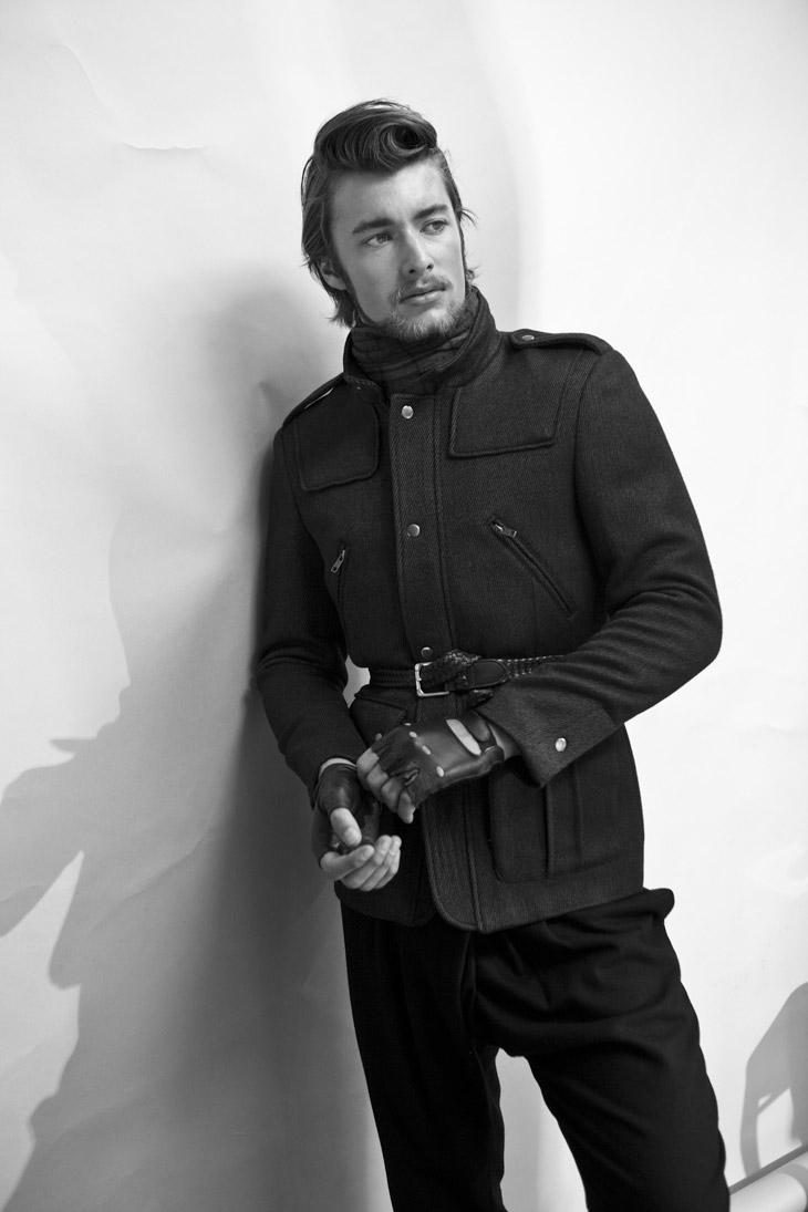 Angus Viviens Models