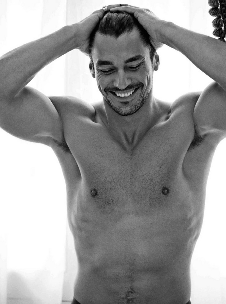 David Gandy for Vanity Fair Spain by Mariano Vivanco