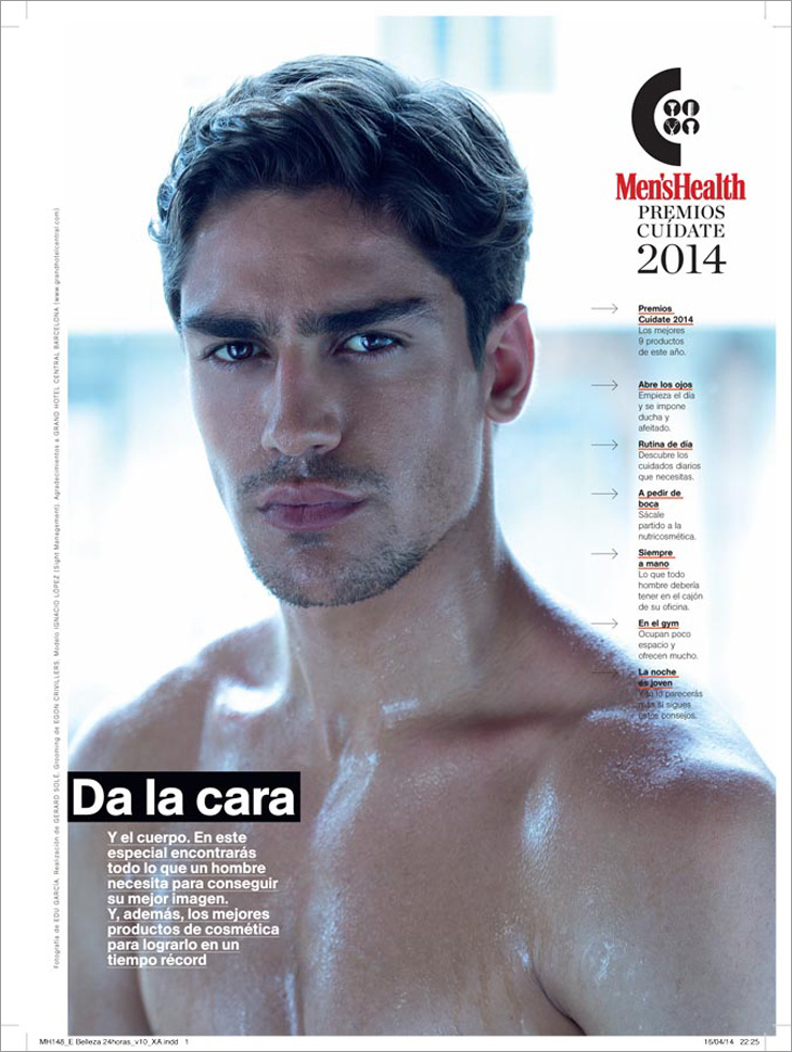 Mens Health Spain Edu Garcia