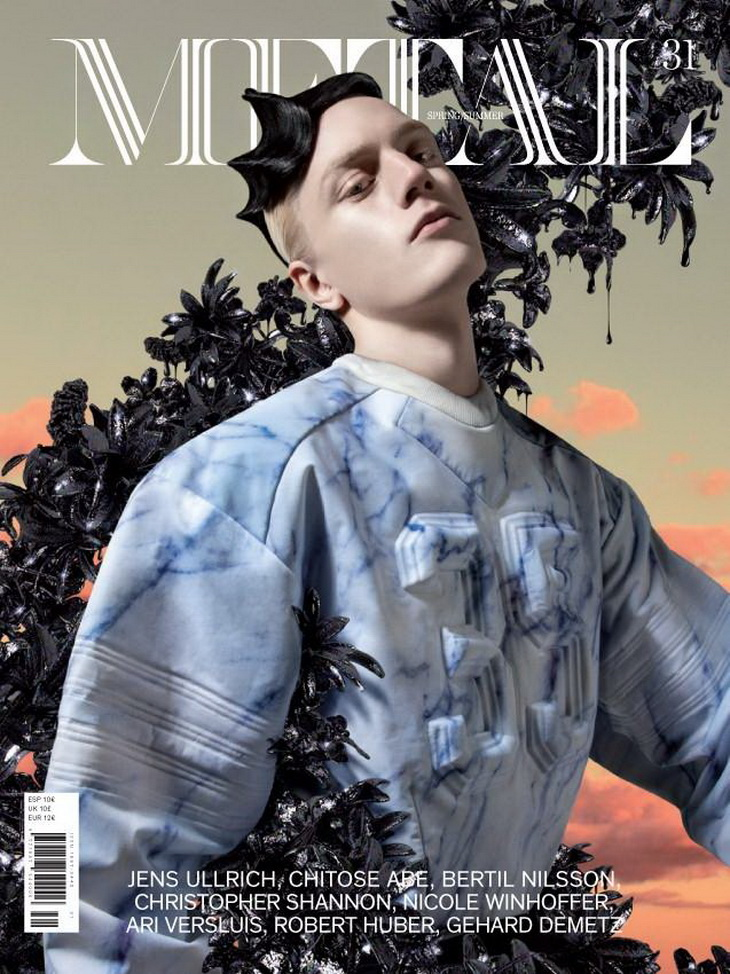 Metal Magazine Frederik Heyman