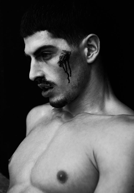 Hysteria Magazine Darren Black
