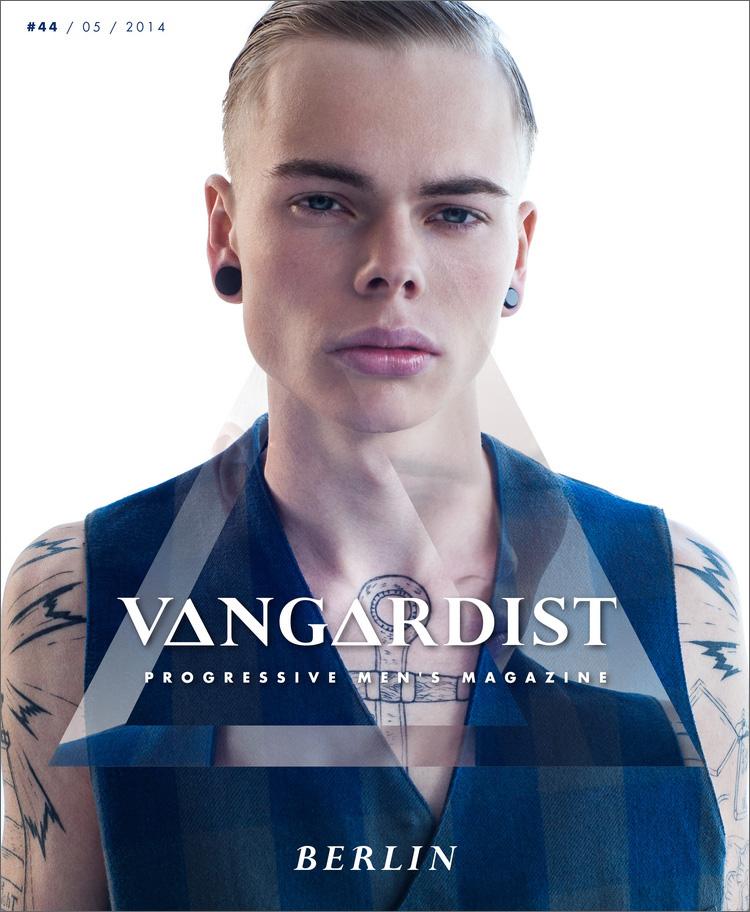 Vratko Barcik Vangardist