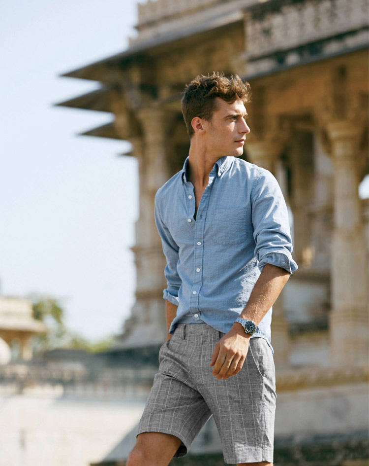 Clement Chabernaud For J Crew Summer 2014
