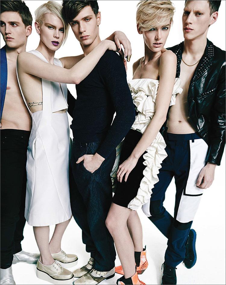Soma Magazine Christian Conti