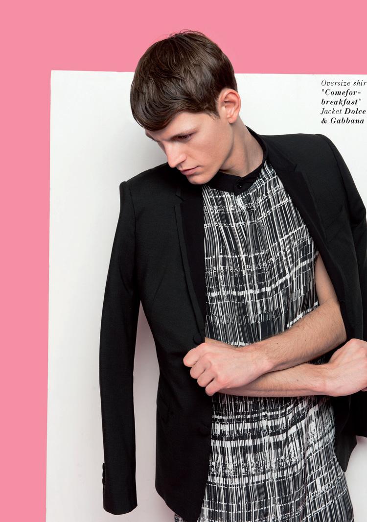 Ryan Jerome Phoenix Magazine