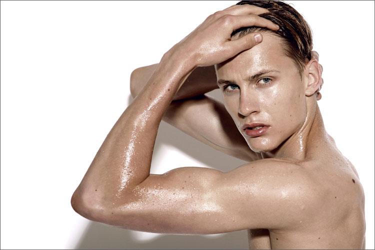 Mango Models Krzysztof Wyzynski