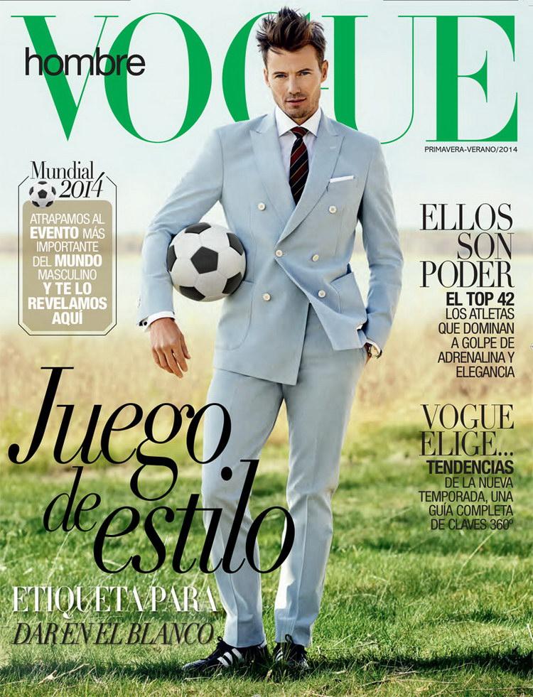 Dean Isidro Vogue Hombre
