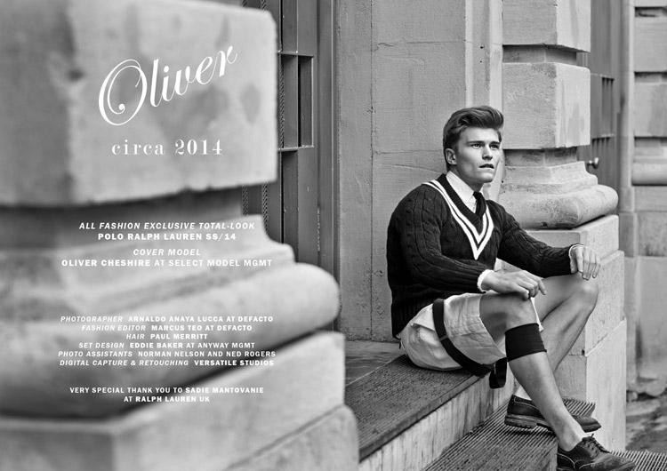 Oliver Cheshire